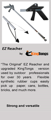 EZ Reacher by KingTongs