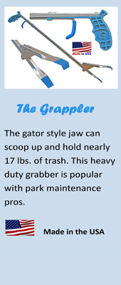 Grappler Litter Pick Up Tool