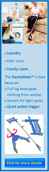 Best reacher flro laundry and family rooms