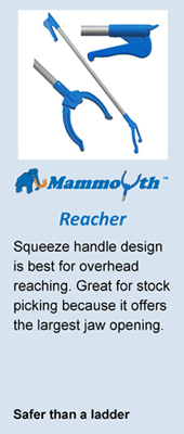 Mammouth Reacher